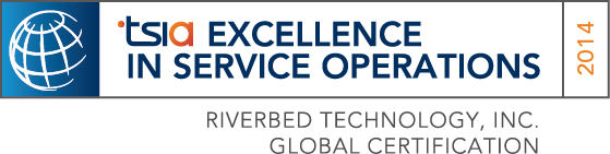 TSIA Excellence in Service Operation 2014
